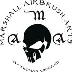 Logo Marshaall Airbrush Arts